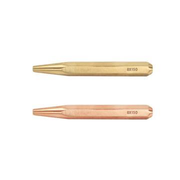桥防 防爆六角冲子,铝青铜,8*150mm,223A-1004AL
