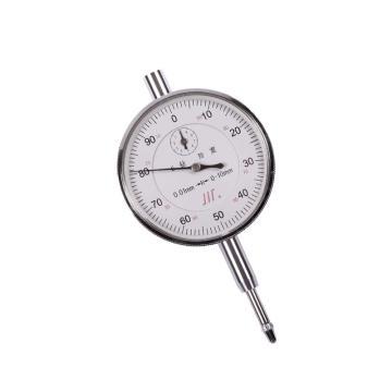 成量 百分表,0-10mm(标准级),6钻双向防震