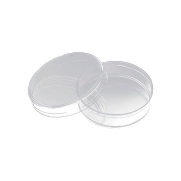 细菌培养皿,150*15mm,带盖,三出口,适用于微生物研究,EO消毒,10个/袋,20袋/箱