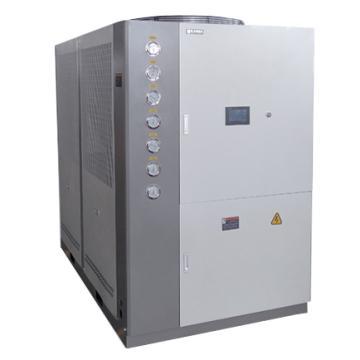 康赛 风冷工业冷水机,ICA-50,制冷量140KW,总功率44KW,380V