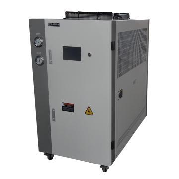 风冷工业冷水机,康赛,ICA-5,制冷量15KW,总功率4.8KW,380V