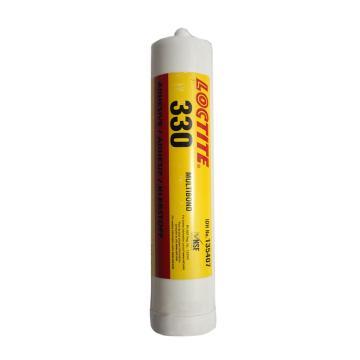 乐泰 丙烯酸 结构粘结胶,Loctite 330 高粘度型,315ml