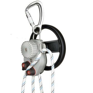 霍尼韋爾Honeywell 緩降器,1028775,逃生救援裝置 含絞盤配80米安全繩