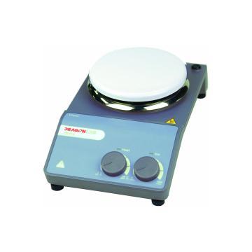 磁力搅拌器,标准加热型,MS-H-S,不锈钢陶瓷涂层面盘