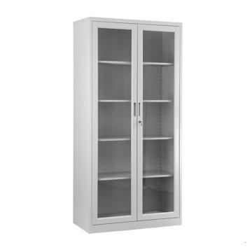 玻璃开门柜,1850*900*400 钢板0.8mm