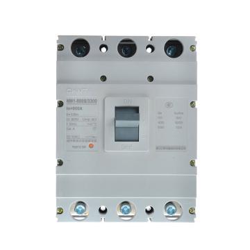 正泰 塑壳断路器,NM1-1250H/3300 800A
