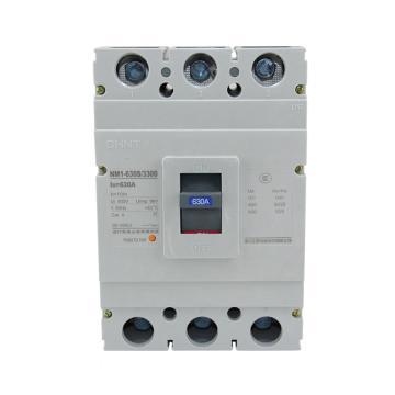 正泰 塑壳断路器,NM1-630H/3300 400A