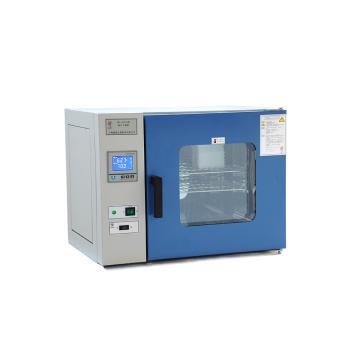 慧泰 鼓风干燥箱,液晶显示,控温范围:RT+10~300℃,公称容积:80L,工作室尺寸:450x400x450mm,DHG-9075A