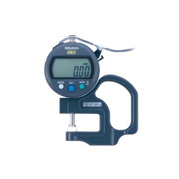 三豐 mitutoyo 數顯厚度表,公制 0-10mm,547-301,不含第三方檢測