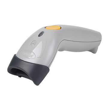 摩托罗拉symbol经济型一维有线扫描枪,LS1203 USB接口 标配带智能感应支架