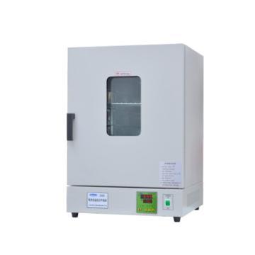 不锈钢数显干燥箱箱,室温+10℃~300℃,外门带外观窗,DHG-9076A