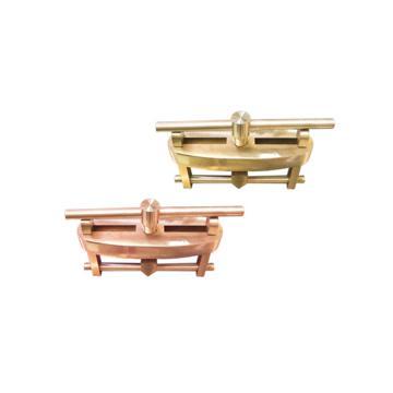 桥防 防爆法兰支开器,铍青铜,FZM27-36,310-1004BE