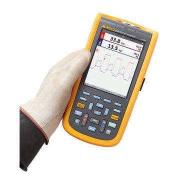 福禄克/FLUKE 工业用手持式示波器,ScopeMeter® ,FLUKE-123B,20MHz