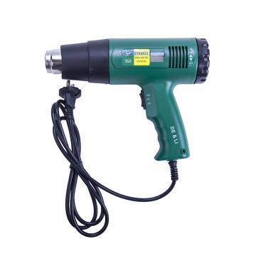 调温热风枪,500W~1500W,DL5318