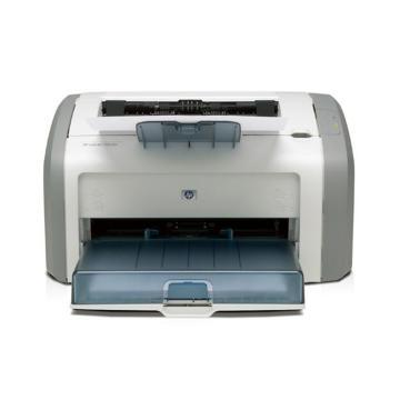 惠普 LaserJet 1020 Plus 黑白激光打印机 A4  (台) 单位:台