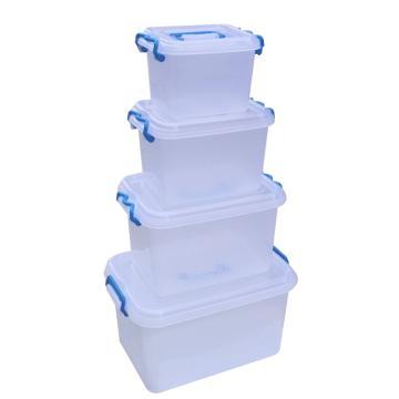 塑料整理箱,约100L,64*45*36cm