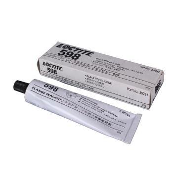 乐泰 平面 密封剂,Loctite 598 硅橡胶,85g