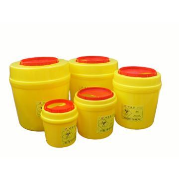 西域推荐 塑料锐器盒,15L,26*26cm