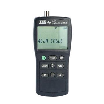 泰仕/TES 网络缆线测试器,TES-46