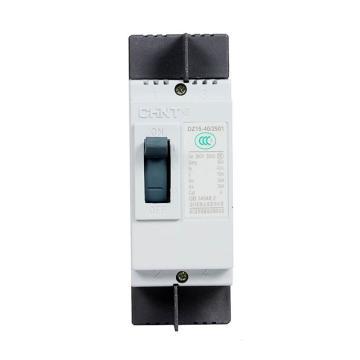 正泰CHINT 塑壳断路器,DZ15-40/2901 32A