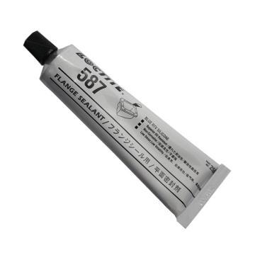 乐泰 平面 密封剂,Loctite 587 硅橡胶,85g