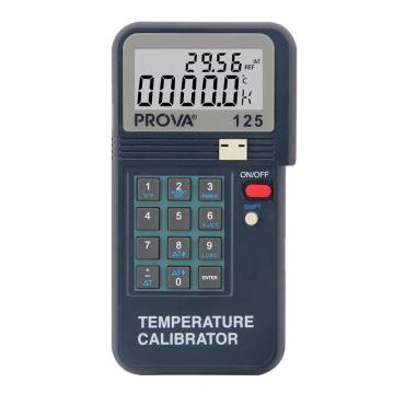 泰仕/TES 温度校正器,PROVA-125