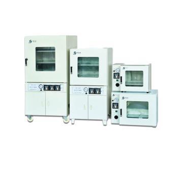 真空干燥箱,控温范围:RT+10℃~200℃,工作室尺寸:300x300x275mm