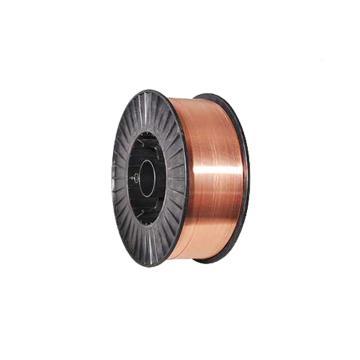 上焊气体保护焊丝,SH·ER50-6,东风牌,Φ0.8,15公斤/盘