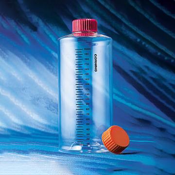 滚瓶,850cm2,易握盖,PS材质,有刻度,灭菌,大包装,有刻度,2个/包