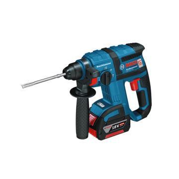 博世充电电锤,2.6kg 18V锂电四坑电锤,GBH18V-Li EC,0611904082