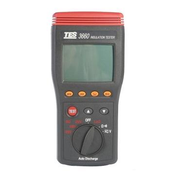 泰仕/TES 自动换挡绝缘测试器,TES-3660