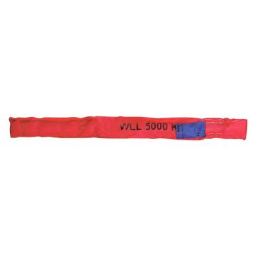 多来劲 圆吊带,圆形吊装带 5T×4m 红色 ,0514 5512 04