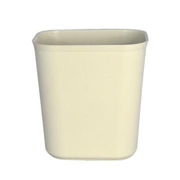 耐火垃圾桶,乐柏美 米色,6.6L