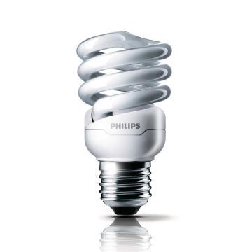 飞利浦 Tornado T2 螺旋形节能灯,12W CDL 白光 E27,单位:个