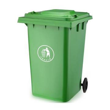 移动垃圾桶(PP新料)360L 蓝(售完为止)