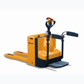 虎力 全电动托盘搬运车,额定载重(kg):3000 货叉尺寸(mm):530*1150 高度(mm):85-205,TK30S