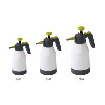 Trust气压式喷雾瓶,6936  白色 1L