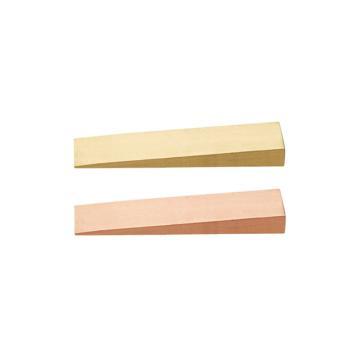 桥防 防爆斜铁,铝青铜,100*50(10-0),235-1004AL