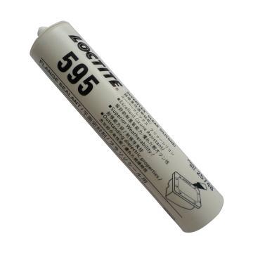 乐泰 平面 密封胶,Loctite 595 硅橡胶,300ml