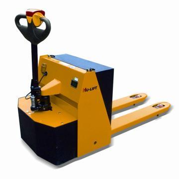 虎力 半电动托盘车,载重(kg):1500 货叉尺寸680*1150mm 高度85-205mm,SE15LQY
