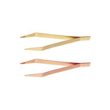桥防 防爆镊子,铝青铜,200mm,258-1004AL