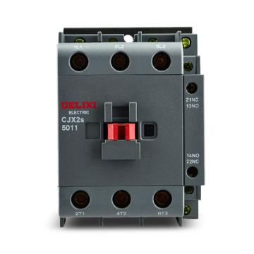 德力西DELIXI 交流線圈接觸器,CJX2s-6511 36V 50/60Hz,CJX2S6511C7