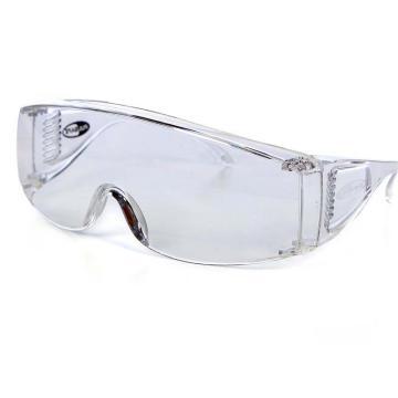 霍尼韦尔 VisiOTG-A 透明防雾镜片访客眼镜100002