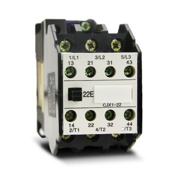 德力西 交流线圈接触器,cjx1-22/22 127v,cjx12222s