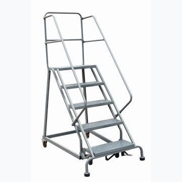 虎力 移动登高平台梯,额定载重(kg):160 顶层平台离地高度:1275mm,RL 355B