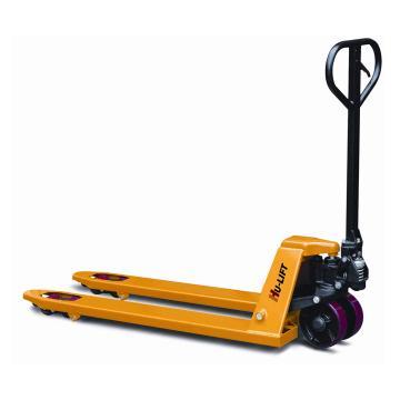 虎力 标准型手动液压搬运车,载重(T):3,货叉宽度(mm):540