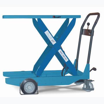 虎力 单剪式脚踏式液压升降平台,载重(kg):150,起升范围(mm):320-920,台面尺寸(mm):900*600