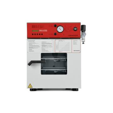 真空干燥箱,宾德,具有特别安全性能,VDL 23,内部容积:23L