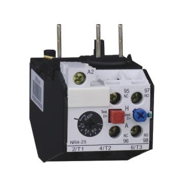 正泰CHINT NR4系列热过载继电器,NR4(JRS2)-25/Z 4-6.3A