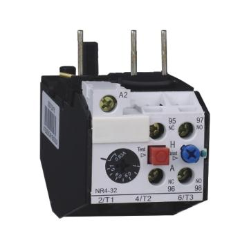 正泰CHINT NR4系列热过载继电器,NR4(JRS2)-32/Z 16-25A